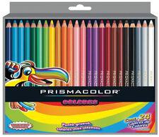 Prismacolor Color Pencil Set Pack Of 24 Assorted Colored Pencils 1850358