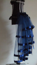 Full Length Tulle Party Plus Size Skirts for Women