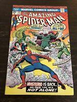 Amazing Spider-man #141, VF 8.0, 1st App Dan Berkhart as Mysterio; MVS Intact