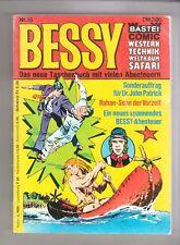 Bessy Taschenbuch Nr.16 Bastei Verlag im Zustand 2 !!!