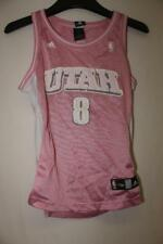 ADIDAS Authentic UTAH JAZZ nba jersey Womens SMALL for her basketball PINK