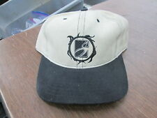 Oneal O'Neal Motocross MX Adjustable Tan & Black Its All About Winning  Hat Cap