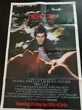 Dracula A Love Story Movie Poster