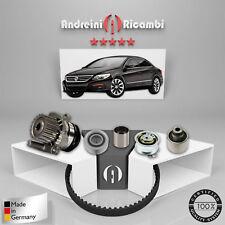 KIT DISTRIBUZIONE + POMPA ACQUA VW PASSAT CC 2.0 TDI 105KW 143CV 2012 ->