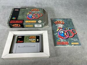 Juego SNES - IZZY´S QUEST FOR THE OLYMPIC RINGS - Buen Estado - PAL EUR