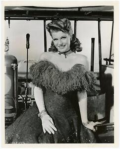 Glamorous Rita Hayworth Tonight and Every Night Original Coburn Photograph 1945