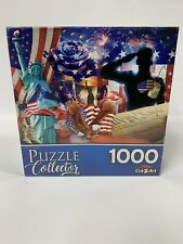 Hearts Of Heroes 1000 Piece Puzzle CraZArt Puzzle Collector New Sealed