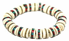 Tibetan prayer beads healing bracelet Adjustable wrist mala yoga bracelet E8