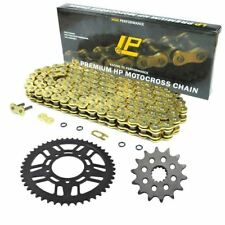 13T/43T 520-110L O-ring Chain Front Rear Sprocket Kit for Yamaha WR250R 08-16
