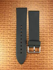 22mm Top Quality Soft PU Rubber Strap Black Diver Watch Band PAM LUMINOR 22 x1