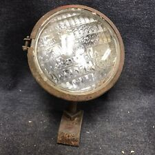 Antique Vintage Guide Tractor Light Housing Withlamp W Rat Rod With Bracket