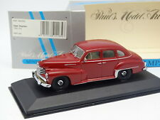 Minichamps 1/43 - Opel Kapitan 1951  Rouge