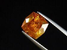 Sphalerit Zinkblende / Sphalerite 4,71 Ct. Sammlerschliff Spanien (5658m)
