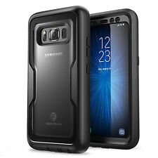 Genuine For Samsung Galaxy S8 Active, i-Blason Holster Case w/ Screen Cover US
