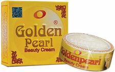 GOLDEN PEARL BEAUTY CREAM WHITENING CREAM ANTI AGEING PIMPLE, SPOTS REMOVING 30g
