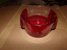 TAIL BRAKE LIGHT LENS YAMAHA DT400 DT360 DT250 DT175 DT125 DT100  XS1 XS2 LENSE