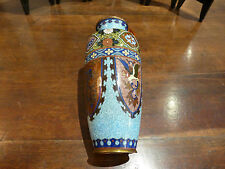 Vase en cloisonné japon ère Meji