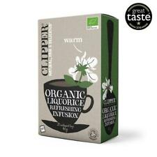 💚 Clipper Organic Réglisse Infusion 20 bags
