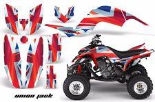 AMR Racing Yamaha Raptor660 Graphic Kit Wrap Quad Decals ATV 2001-2005 UNION JAK