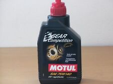 Motul Gear Competition SAE 75W-140 1 Ltr Racing Getriebeöl