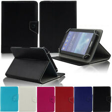 "For 9.7"" 10"" 10.1"" 10.5"" inch Tablets Universal Flip PU Leather Stand Cover Case"