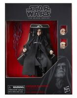 Star Wars The Black Series Emperor Palpatine Action Figure with Throne 6-Scale
