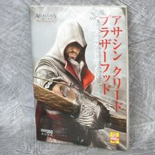 ASSASIN'S CREED Brotherhood Perfect Guide Book PS3 Xbox360 EB30*