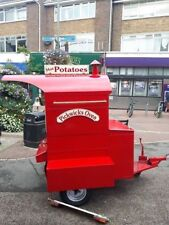 PICKWICK JACKET POTATO OVEN (  TOW ABLE ON WHEELS )