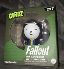 Funko Dorbz: Fallout Vault Boy Grim Reaper Toy Figures- Bethesda #297 Sealed New