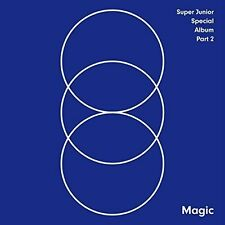 Magic - Super Junior (2015, CD NEU)