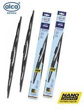 Bmw 3 E46 Quality Standard Front Windscreen Wiper Blades 23''20'' Set of 2 hook