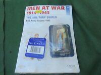 DEL PRADO No 43 MEN AT WAR 1914-1945 WW 2 THE RED ARMY SNIPER 1943