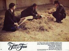 SEXY AGOSTINA BELLI LE JEU AVEC LE FEU 1976 VINTAGE PHOTO ORIGINAL #5