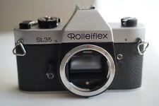 Rolleiflex SL 35 mit Planar 1,8/50mm