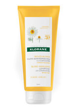 Klorane Brightening cream conditioner camomile 200ml Dry and Damaged Blonde Hair