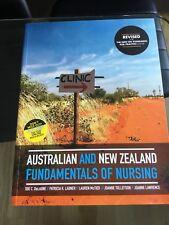 Australian And Newzealand Fundamentals of Nursing- Brand New