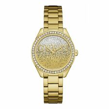 Guess W0987L2 Women's Glitter Girl Wristwatch