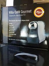 Villa Café Gourmet Capsule Cofee Espresso  Machine T1. Also useVerismo Capsules