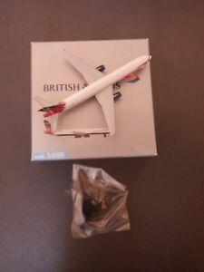 Herpa British Airways 1:500 Scotland Boeing 757-200 503808 EXC #870