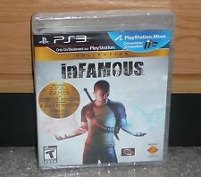 PS3 - INFAMOUS HD COLLECTION 1 & 2 (Brand NEW Sealed) NTSC worldwide shipping