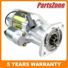 New Starter Motor Fit for Nissan Patrol GU Y61 ZD30DDTi 3.0L 2001-2012