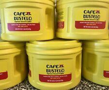 Café Bustelo Espresso 22oz Coffee BOLD Fine Ground 1.5lb 100%Authentic EXP5/2021