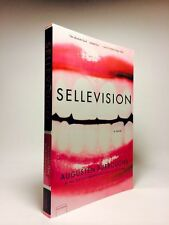 SELLEVISION by Augusten Burroughs Unabridged CD Audiobook Humor Fiction NIP/NEW