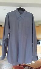 "Unbranded Mens Regular Fit Office Long sleeve Shirt, approx 42"" chest"