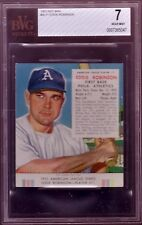1953 RED MAN EDDIE ROBINSON CARD NO:AL 11 BVG 7 NEAR MINT