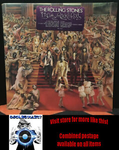 Rolling Stones – It's Only Rock 'N Roll - USA 1st press (1974)
