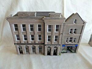SET OF 3 METCALFE LOW RELIEF BUILDINGS (LOT B) OO GAUGE
