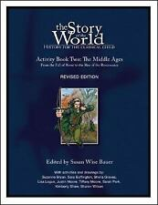 Activity Book, Vol 2 Two: The Middle Ages, Story of the World Paperback