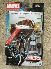 Marvel Universe TRU Future Foundation Black Spider-Man Dr Doom Exclusive 3 3/4""