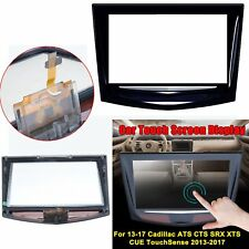 New Touch Screen Display For Cadillac ATS CTS SRX XTS CUE Car DVD GPS TouchSense